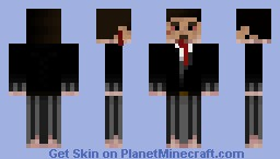 SKINNERLING Minecraft Skin