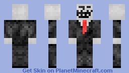 Troll skin. Minecraft Skin