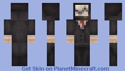 TV head guy ( 3D TV OMG!!! ) new shading technique ? Minecraft Skin