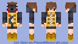 Me in TacNayn Hoodie Minecraft Skin
