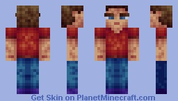 Shading Test 9000 Minecraft Skin