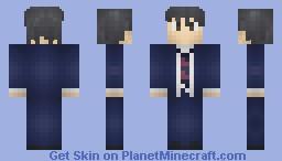 Tadakuni [Anime Series] Minecraft Skin