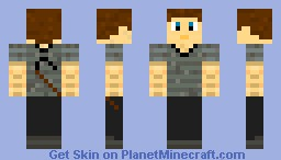 Tamer (Pokemon) Minecraft Skin