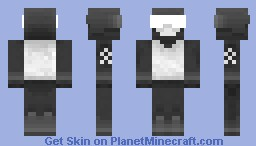 Captain (Tankmen) Minecraft Skin