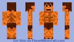 Tarzan Man Minecraft Skin