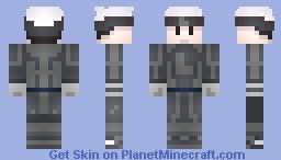 [Team Lavender Uniform] Minecraft Skin