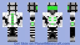 Technical Specialist Minecraft Skin