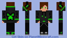 Gamer Teenager (Take Dat Originality!) Minecraft Skin