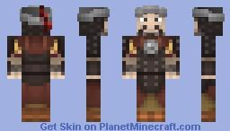 Temüjin (Genghis Khan) Minecraft Skin