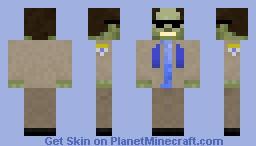 Teratoma: Stargate Atlantis Expedition Minecraft Skin
