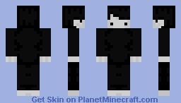 Depression. Minecraft Skin