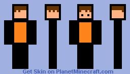 Tex (Me) Minecraft Skin