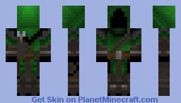 Th3Mau5Tr4p assassin skin Minecraft Skin