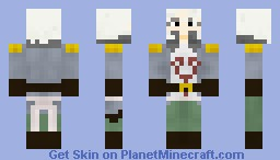 Thalia [Magic: The Gathering] Minecraft Skin