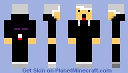 That EnderGuy Minecraft Skin