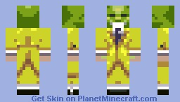The Mask Minecraft Skin