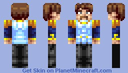 [PMC Imagination] TheAdmiralTitan Minecraft Skin