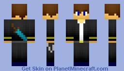 The Adventurer Minecraft