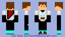 The Adventurer Minecraft Skin