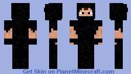 The Assassin 2.0 Minecraft Skin