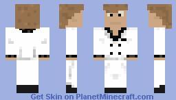 The Cook Minecraft Skin