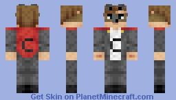 The Coon Minecraft Skin
