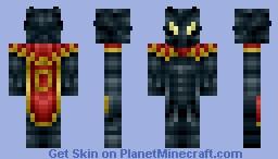 Lord Of Darkness~ Minecraft Skin