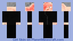 Department Eleven Director Minecraft Skin