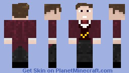 The Eleventh Doctor Minecraft Skin
