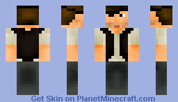 The Governor ~ The Walking Dead Minecraft Skin
