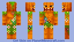 The Harvest Protector [Contest - 11th Place :D] Minecraft Skin