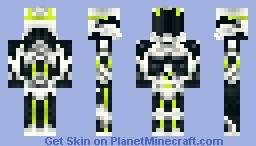 The Headhunter Minecraft Skin
