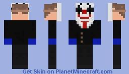 The Heist Minecraft Skin