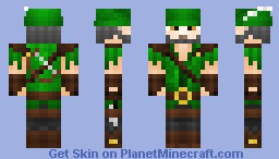 The Huntmaster! (Contest Entry) Minecraft Skin
