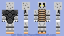 Drybones Mario ( Contest ) Minecraft Skin