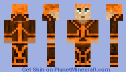 """Hunger Games Kits- """"The Monk"""""""