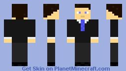 The Office: Michael Scott Minecraft Skin