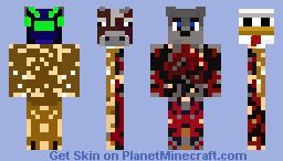 The Anuman Minecraft Skin