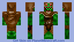 The thing! Minecraft Skin