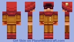 Thief Minecraft Skin