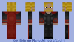 Thor (Avengers Movie) Minecraft Skin