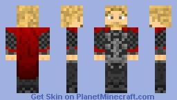 Thor Minecraft Skin