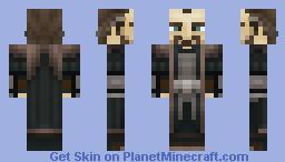 Thorin Oakenshield - The Hobbit Minecraft Skin