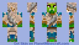 Thrall (World of warcraft Cata ) Minecraft Skin