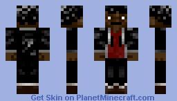 Thresh The Hunger Games Minecraft Skin