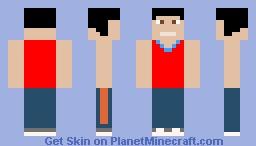 Thug Minecraft Skin