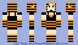 Tiger Girl Minecraft Skin