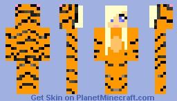 Tiger - Blonde