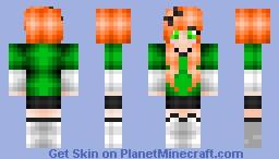 Tigerlily! C: Minecraft Skin