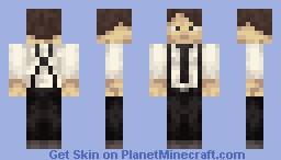 Till Lindemann (Du Hast) Minecraft Skin